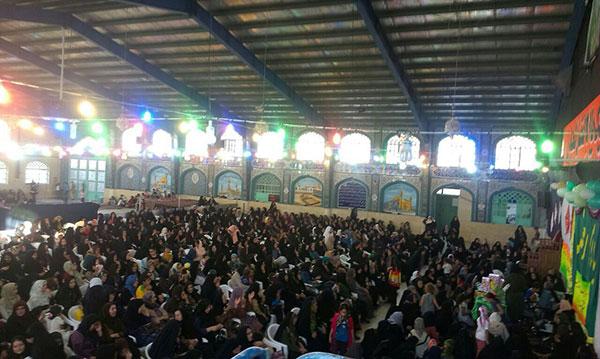 جشن امام رضا|جامعه زینب